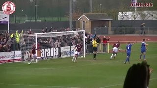 City Goals vs Bishop's Stortford (h)