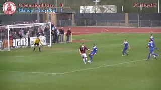 Chelmsford City vs Bishop's Stortford - Highlights