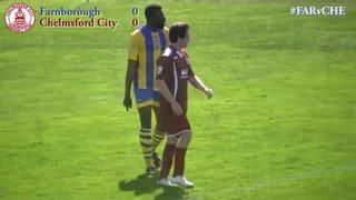 Farnborough vs Chelmsford City - Highlights