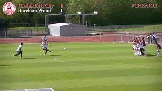 Chelmsford City vs Boreham Wood - Highlights