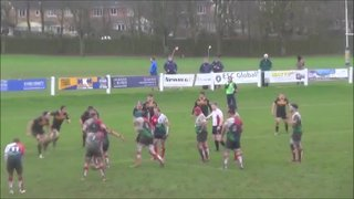 Try of The Month - February 2016