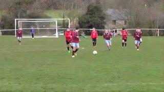 Goal frenzy for U12's