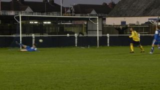 121208 - Goal number 3 away at Feltham