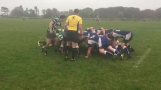 Charlie Richards Try