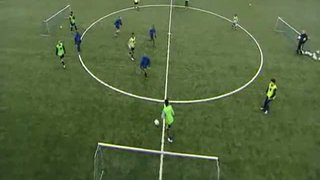 Training - 8v4 Passing and Possession