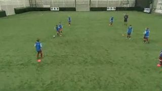 Training - Defending - Prevent turning