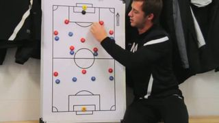 Nike Academy Tactics_ Playing from the back