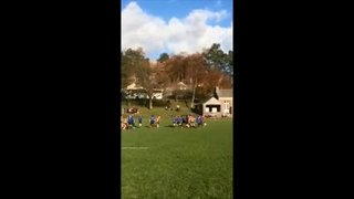 2014 Sedbergh Festival - U11s Try of the Day