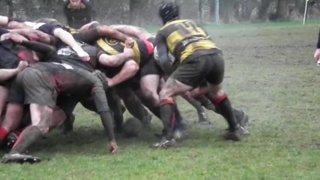 Classic Forwards try TRFC vs Bristol Uni
