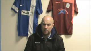 Anthony Deer talks to Peter Guise about the FAWC 1st Round