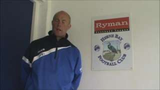 Cup Final Countdown Anthony Deer talks to Peter Guise