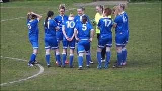 Herne Bay Ladies v Eastbourne Town