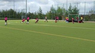 Ladies 1s vs Mens 4s - The goal