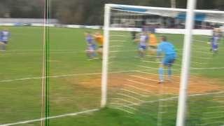 Joe heads home against Horsham
