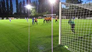 Kingy's free kick pegs it back to 2-1
