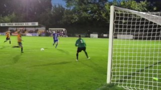 Kingy equalises against Three Bridges