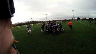 Caledonian Thebans vs. Newcastle Ravens 15.3.14