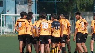 USRC Tigers U16 Vs SKS