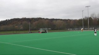 Laura's goal - NHC Ladies 1s @ Durham City Ladies 1s