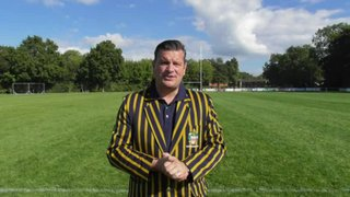 Eastbourne 1st XV vs Cranbrook - Chairman comments
