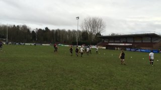 Under10s at Grasshoppers Jan 16, 2