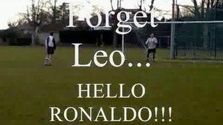 Forget Leo...Hello Ronaldo!