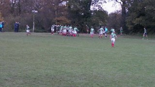 1st XV v Datchworth, CRFC Try