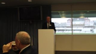 Speech - Colin Garvey on Ex-Chairman Bren & Phil Roderick Jones