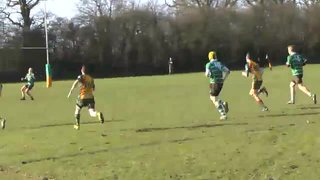 U16's v Buckingham - County Cup Semi Final 2014
