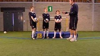 14 BCFC Skills Challenge - Scissor Kicks!