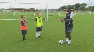 15 BCFC Skills Challenge - How to Control the Ball!