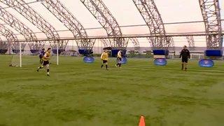 21 BCFC Skills Challenge - Dummy the Ball!