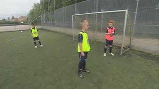 31 BCFC Skills Challenge - How to catch crosses!