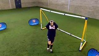 26 BCFC Skills Challenge - Punch the Ball!