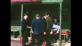 Opening of the Pavilion 29 Apr 1967