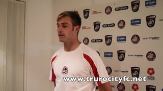 Rob Farkins Post Match Interview - Hayes & Yeading 11th Aug 2015