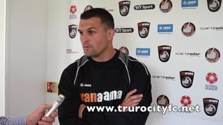 Steve Tully Post Match Interview - Concord Rangers 15th August 2015