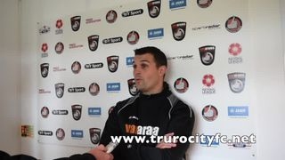 Steve Tully Post Match Interview - St Albans City 12th Sept 2015