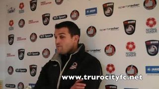 Steve Tully Post Match Interview - Margate 31st October 2015