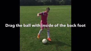 VFA Skill of the Month - The Cruyff Turn