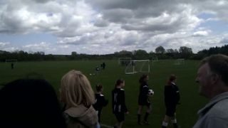 11'S BEFORE KICK OFF.