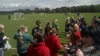 12'S CUP FINAL! BEFORE KICK OFF.