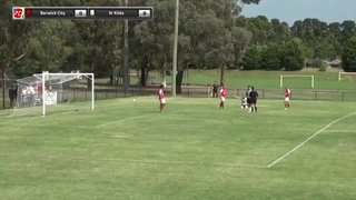 Berwick City v StKilda - FFV Cup 09 March 2013