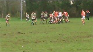 Omagh 1 vs Larne - 11/02/2012
