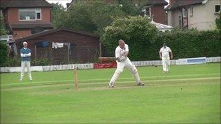 Loghborough Greenfields 2nds v Shepshed C.C.3rds 9.7.2016