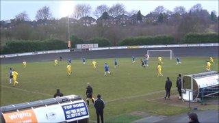 Sutton Town v Newcastle Town Goal 2