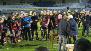 Bristol Combination Cup Final 2012 WINNERS