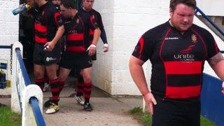 1st XV at Weston-Super-Mare RFC