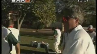 The Bob Woolmer Way ~ Net Sessions 8:8