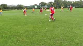 Goals vs Uni Strollers Away 13/09/15